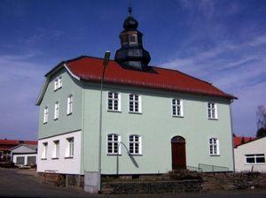 Alte Schule in Bermuthshain mit Muna Museum