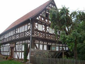 Teufelsmühle in Ilbeshausen-Hochwaldhausen