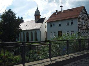 Alte Schule in Heisters