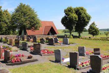 Friedhof Crainfeld