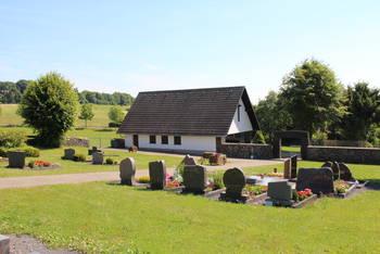 Friedhof Hartmannshain