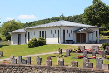 Friedhof Ilbeshausen-Hochwaldhausen
