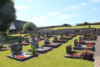 Friedhof Zahmen