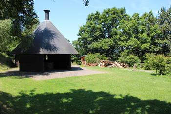Grillhütte in Crainfeld