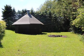 Grillhütte in Metzlos