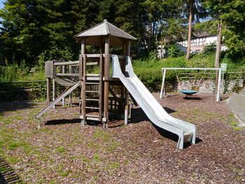 Spielplatz Heisters